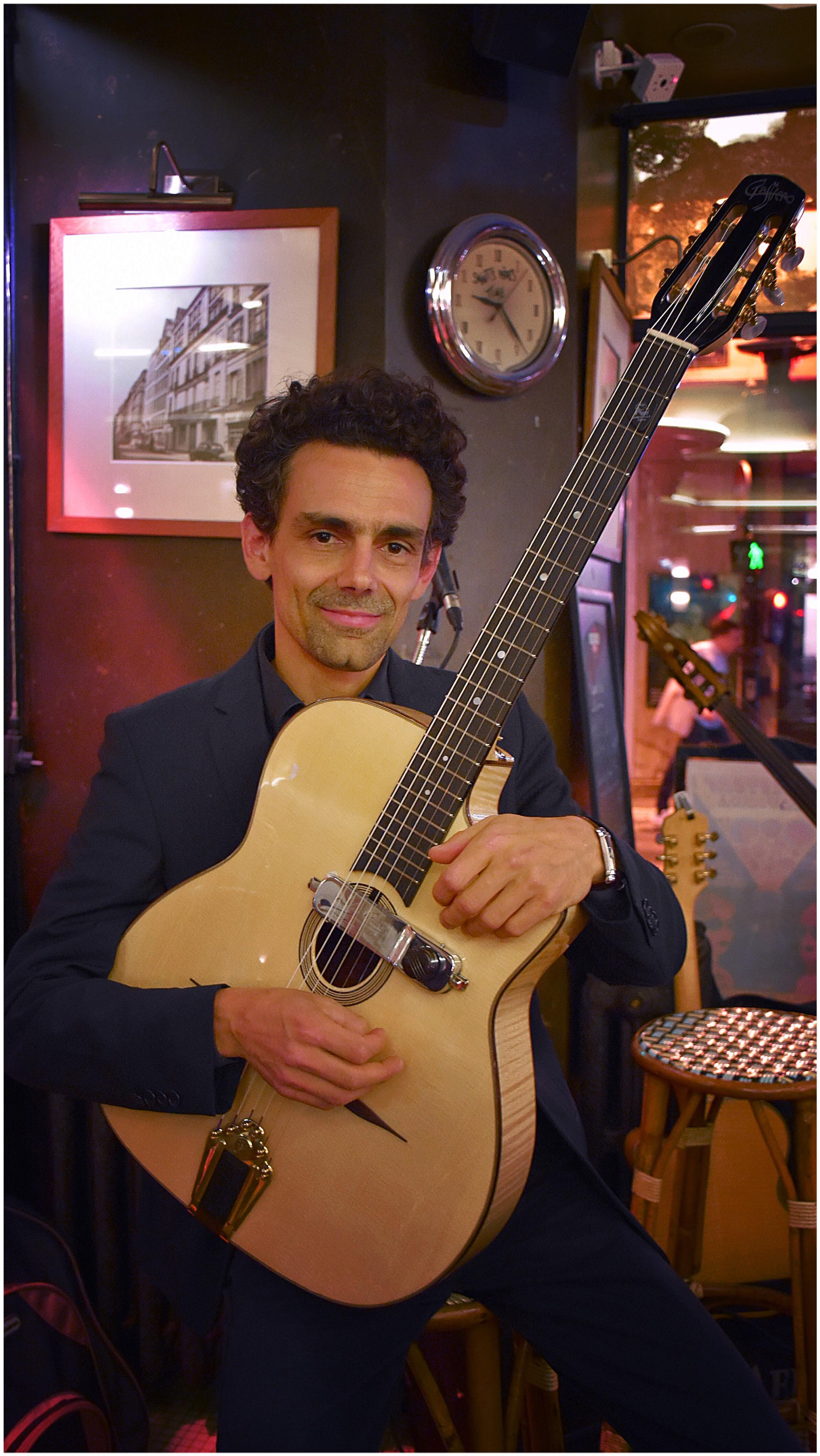 christophe astolfi guitare manouche
